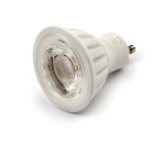 LED Lamp 230V, 6W, Warmwit, GU10, dimbaar, ceramic