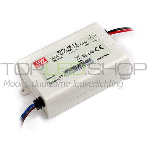 LED 35 Watt Elektronische niet dimbare transformator