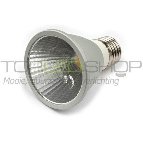 LED Lamp 230V, 7W, PAR20, Wit-warmwit, E27, dimbaar