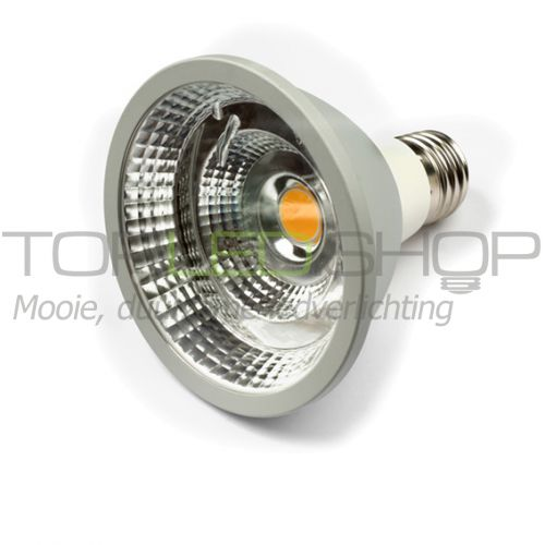LED Lamp 230V, 10W, PAR30, Wit-warmwit, E27, dimbaar