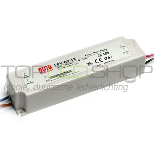LED 60 Watt Elektronische niet dimbare transformator