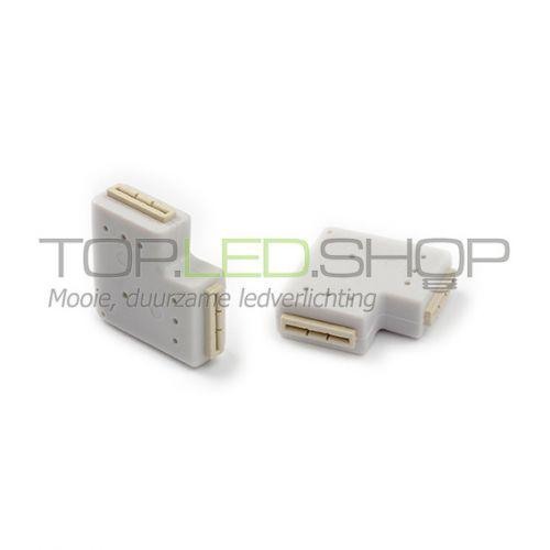 LED Strip 8 mm hoekconnector