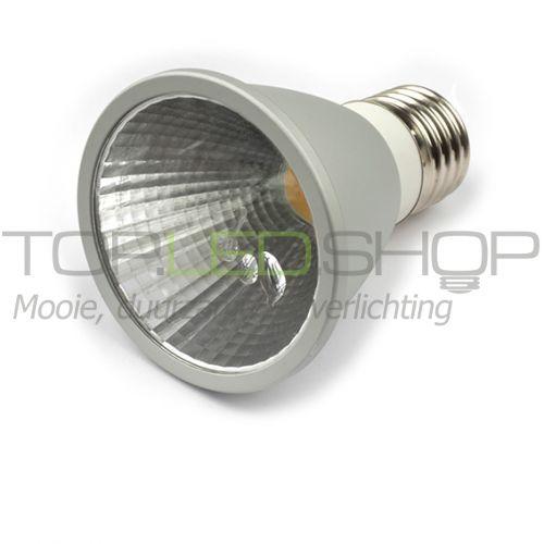 LED Lamp 230V, 6W, PAR20, Warmwit, E27, dimbaar