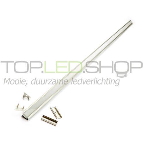 LED Strip 12 mm hoek profiel 2016