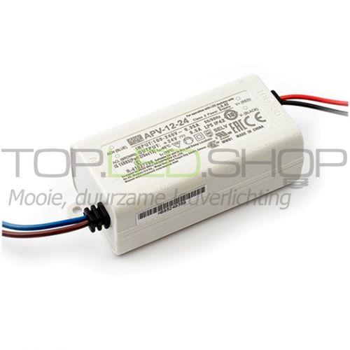 LED 12 Watt 24 Volt niet dimbare transformator